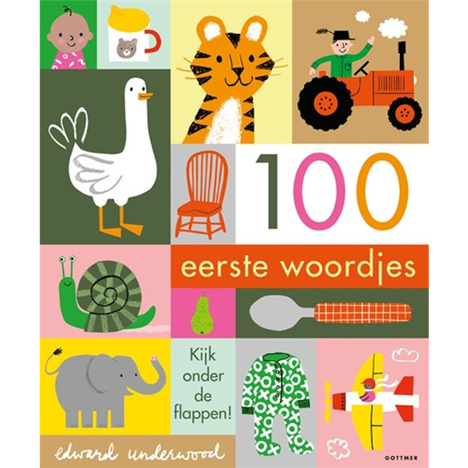 Honderd eerste woordjes