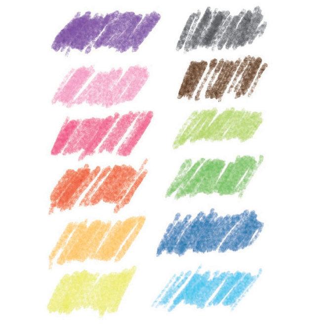 Aquarel potloden (12st)