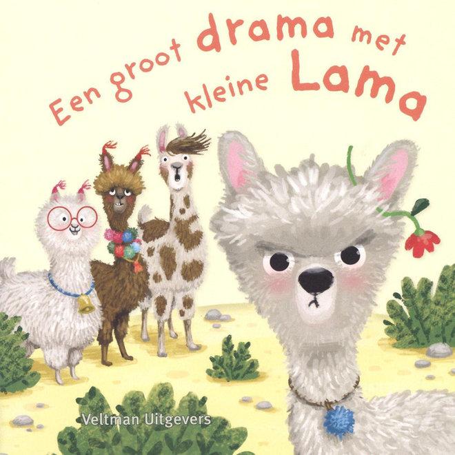 Een groot drama met kleine lama