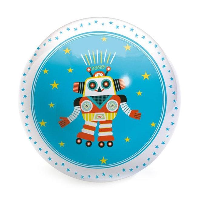 Djeco Bal Funky robots 12cm
