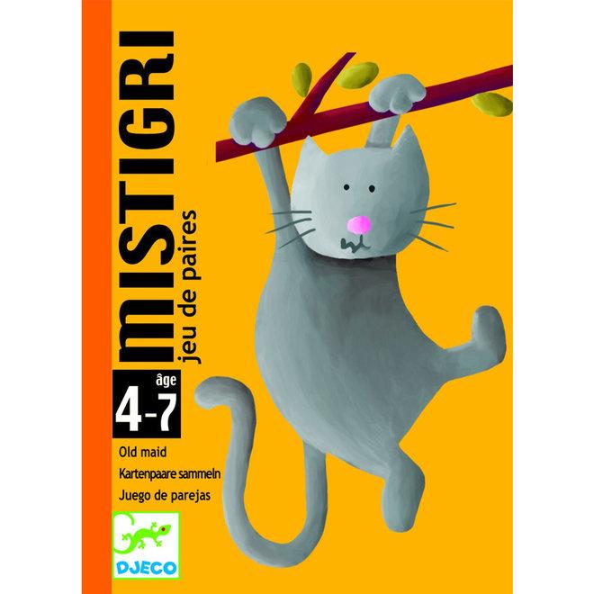 Kaartspel 'zwarte kat' (4-7 jaar)