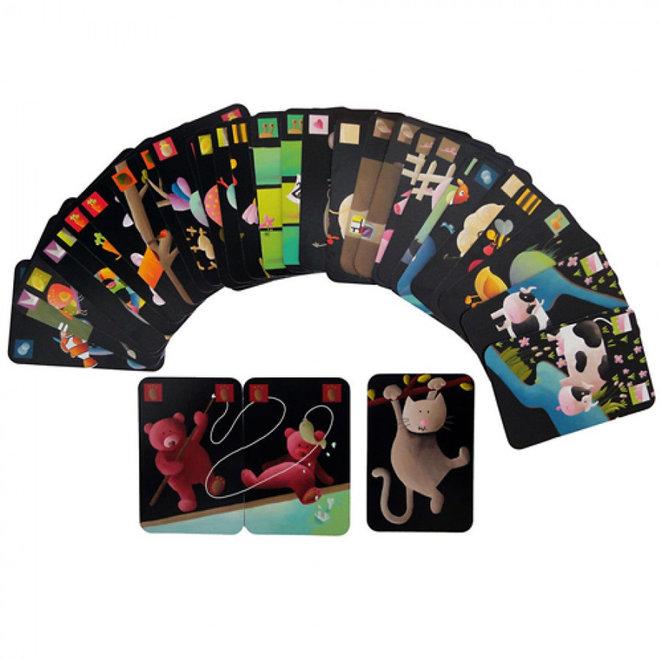 Djeco Kaartspel Mistigri (4-7 jaar)