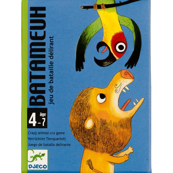 Kaartspel dierengeluiden (4-7 jaar)