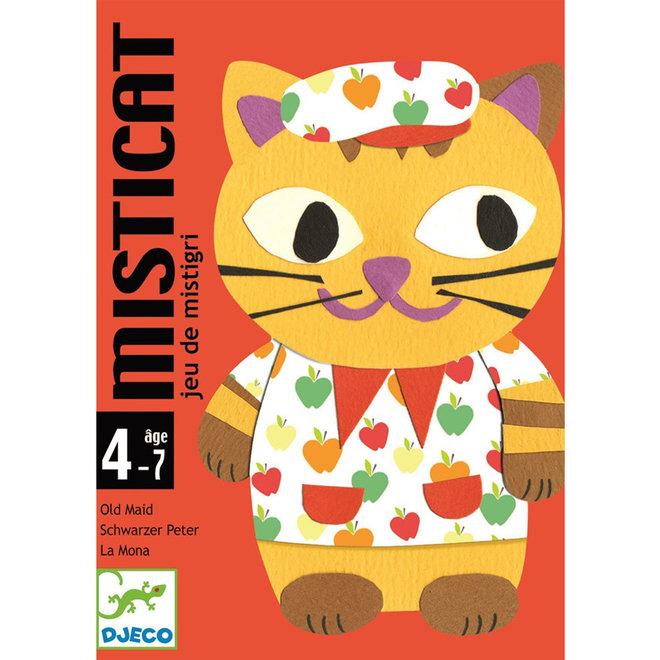 Djeco Kaartspel Misticat (4-7 jaar)