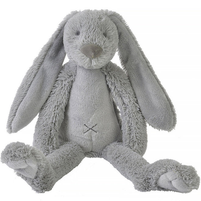 Knuffel Rabbit Richie Grey