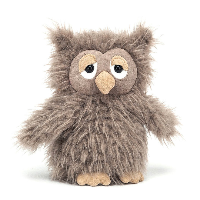 Knuffel baby uil