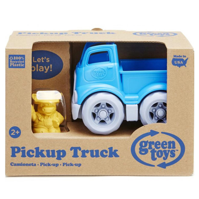 Green Toys Pickup truck mini