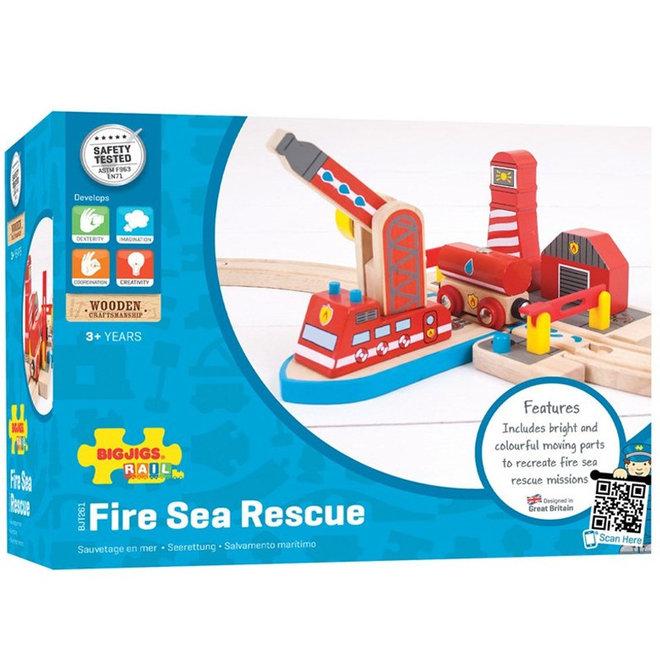 Brandweer haven uitbreiding