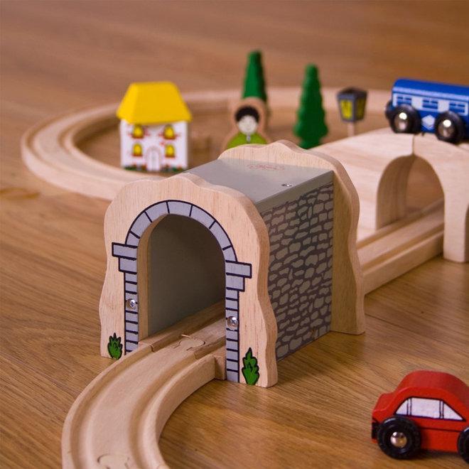 Trein tunnel