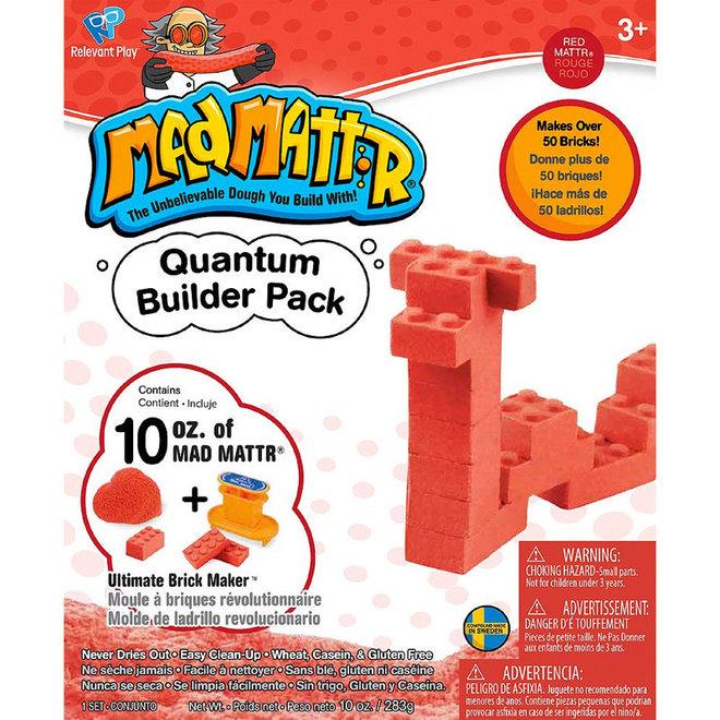 MadMattr Quantum Builders Pack Rood