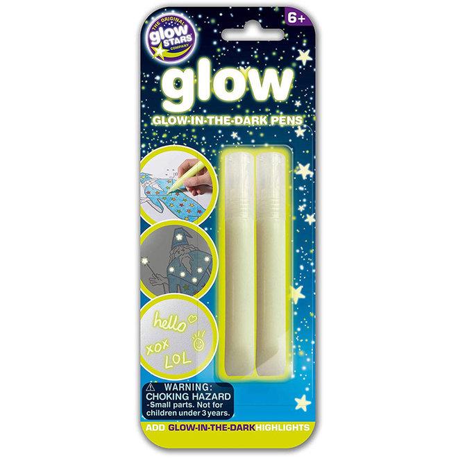 Glow in the dark pennen