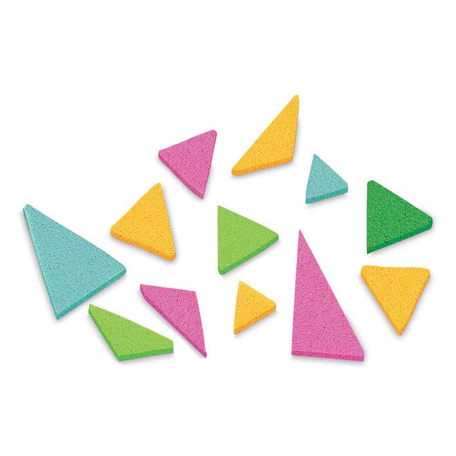 Geometrisch mozaïek - Vogels Coco 8+