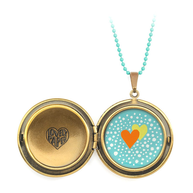 Ketting Lovely Surprise - Zeemeermin