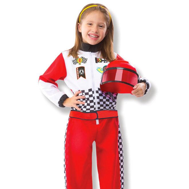 Verkleedset formule 1 coureur