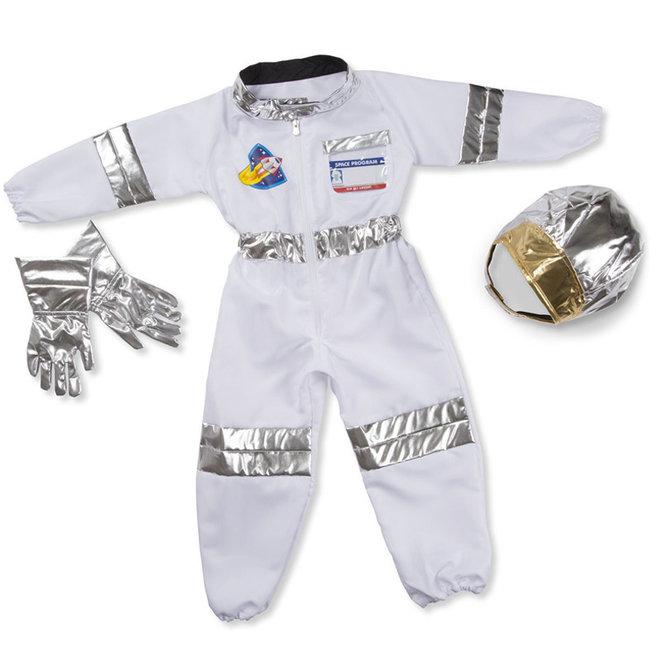 Verkleedset astronaut