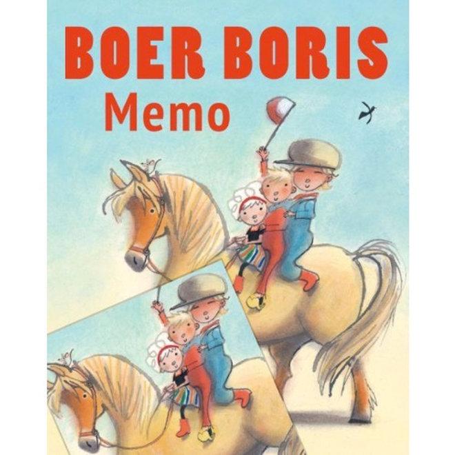 Boer Boris memospel