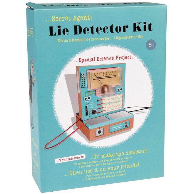 Bouw je eigen leugendetector 8+