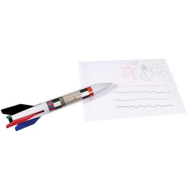 Gigantische ruimte raket pen