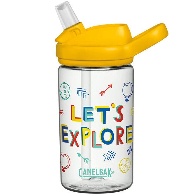 Drinkfles Let's Explore