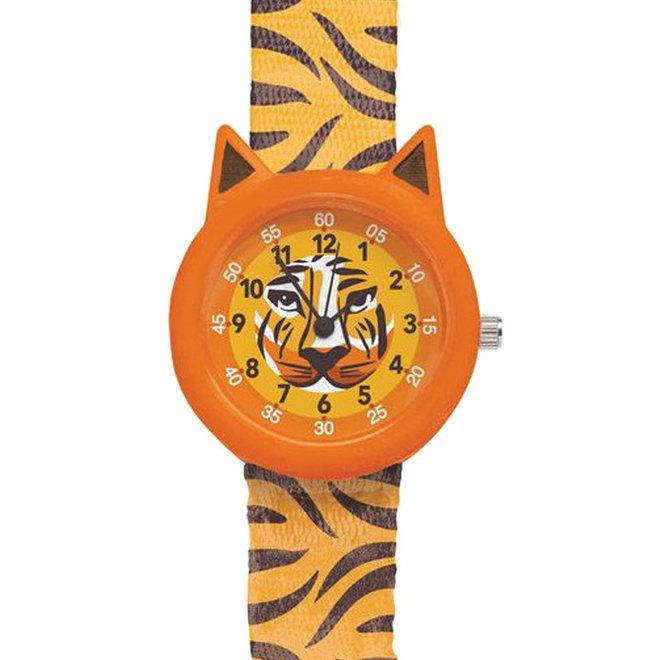 Kinderhorloge tijger