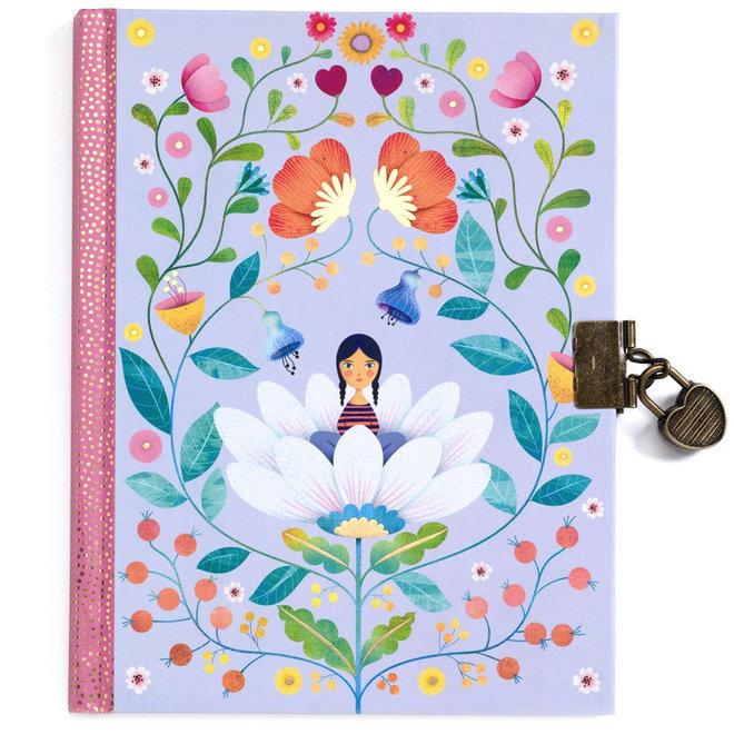 Dagboek met slot Marie