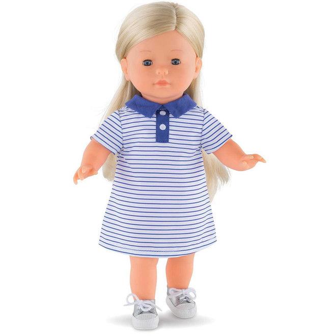 Ma Corolle Jurk polo (voor pop met haar)