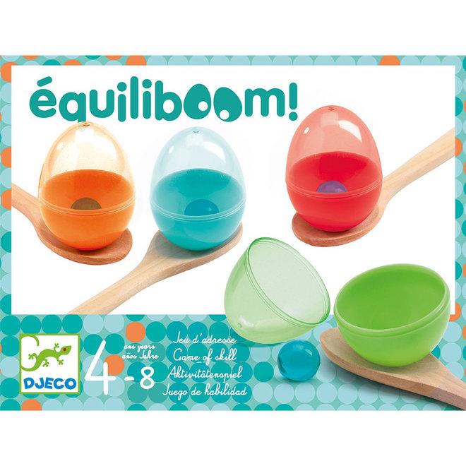 Behendigheidsspel eierlopen (4-8 jaar)