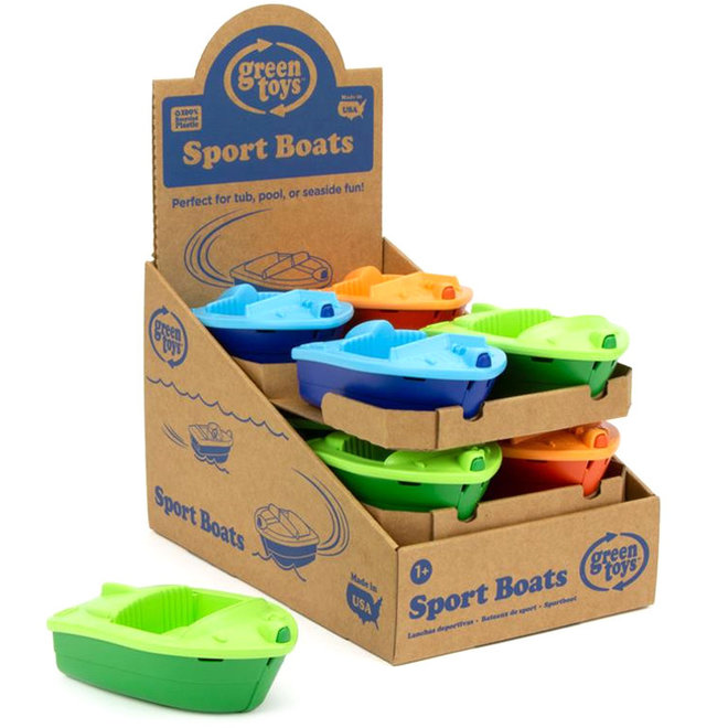 Green Toys Sport boot