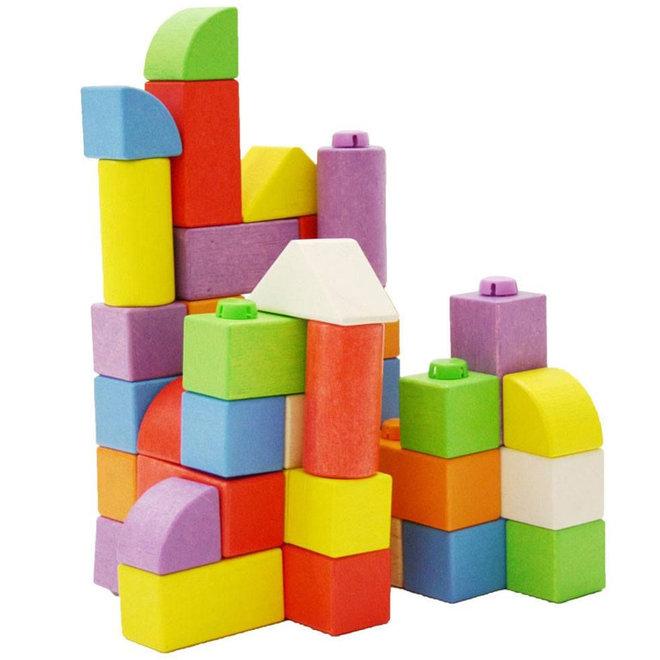 Klik blokken (40st) 1+