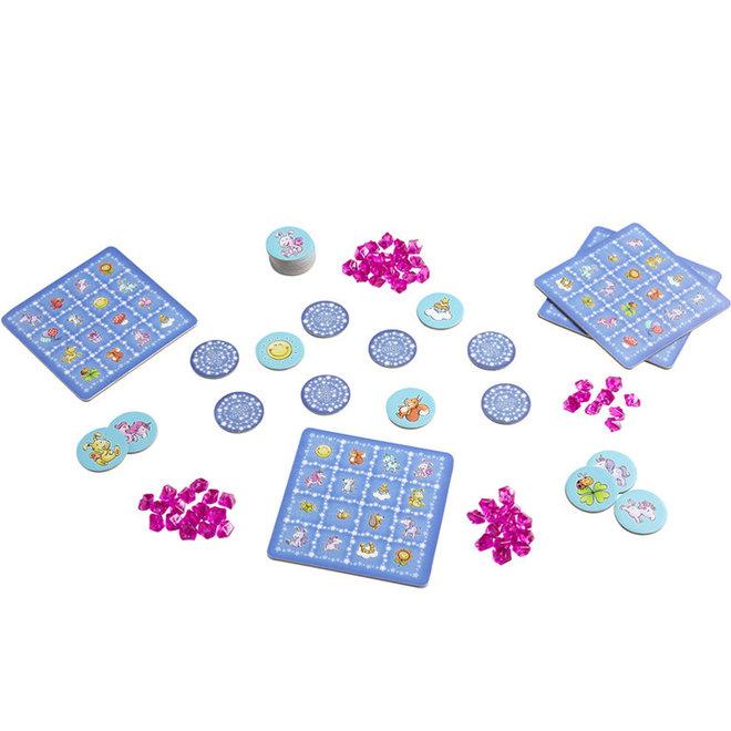 Bingospel Eenhoorn Flonkerglans 3+