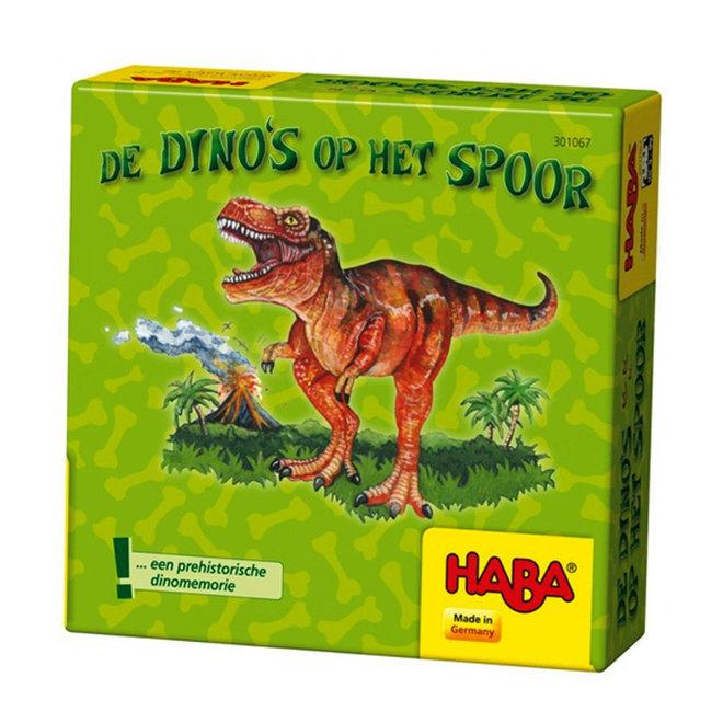 Memorie De Dino's op het spoor 5+