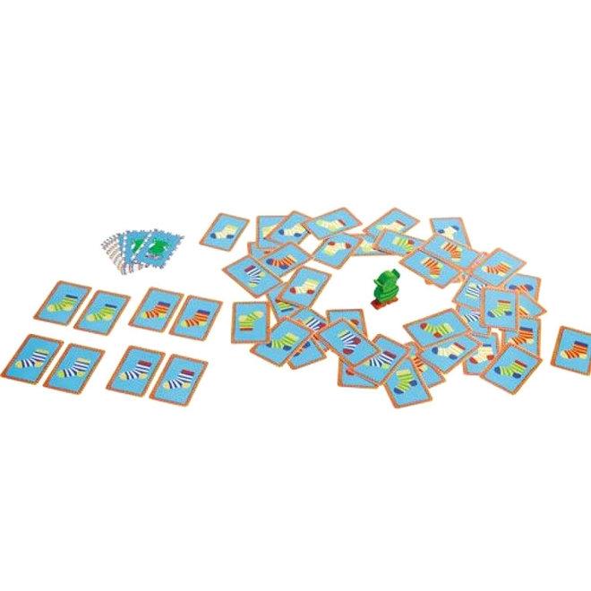 Kaartspel - Sokken zoeken 4+