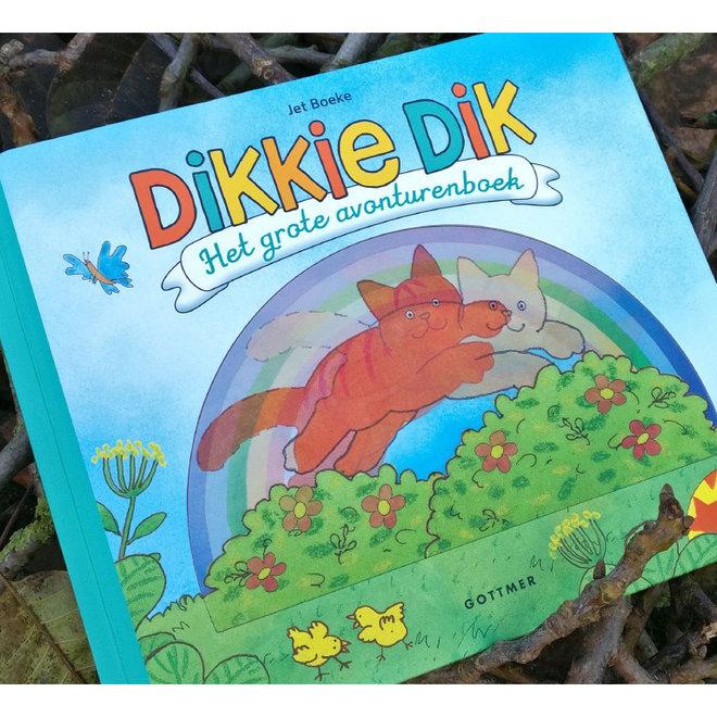 Dikkie Dik - Het grote avonturenboek