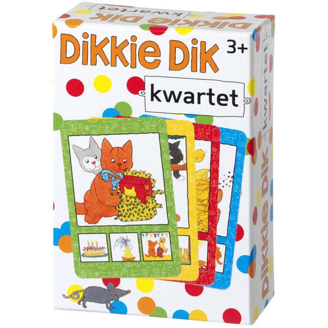 Dikkie Dik kwartet 3+