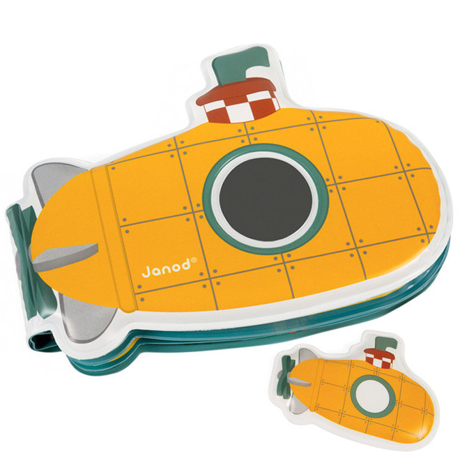 Badboek duikboot 1+
