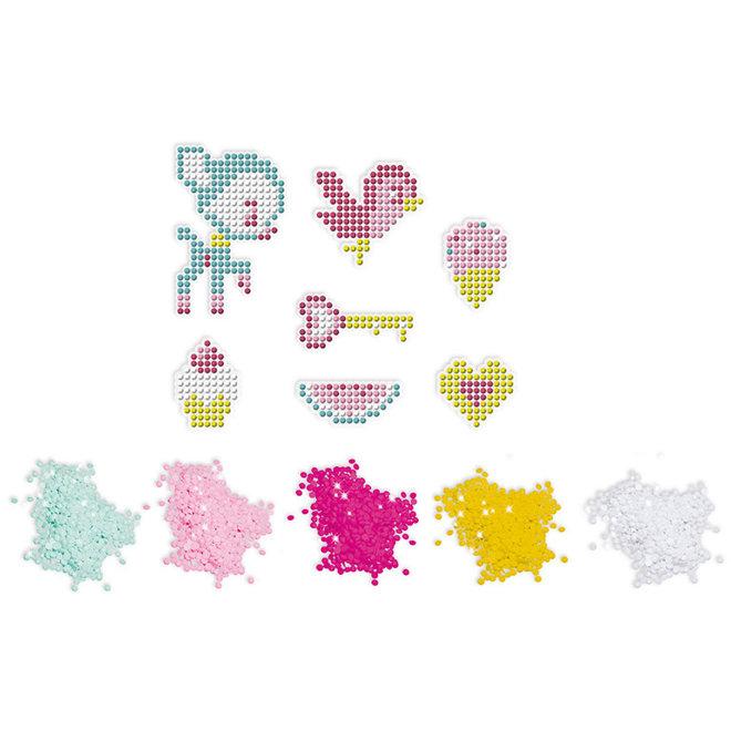 Janod Atelier - Diamond painting stickers 7+