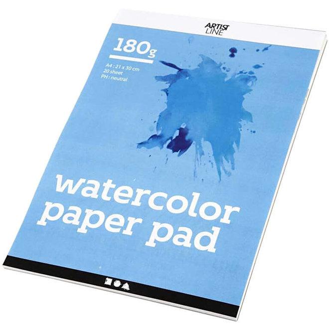 Aquarelpapier A4