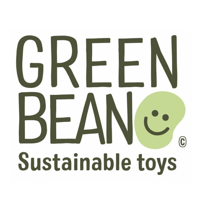 Dantoy Green Bean Schep & hark