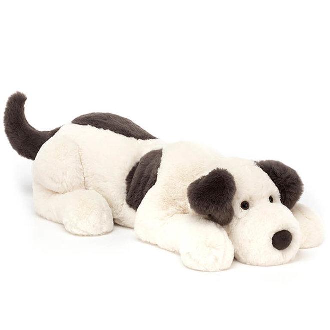 Knuffel gevlekte hond