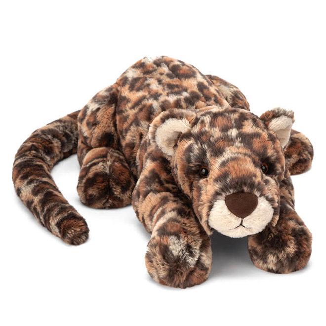 Knuffel luipaard
