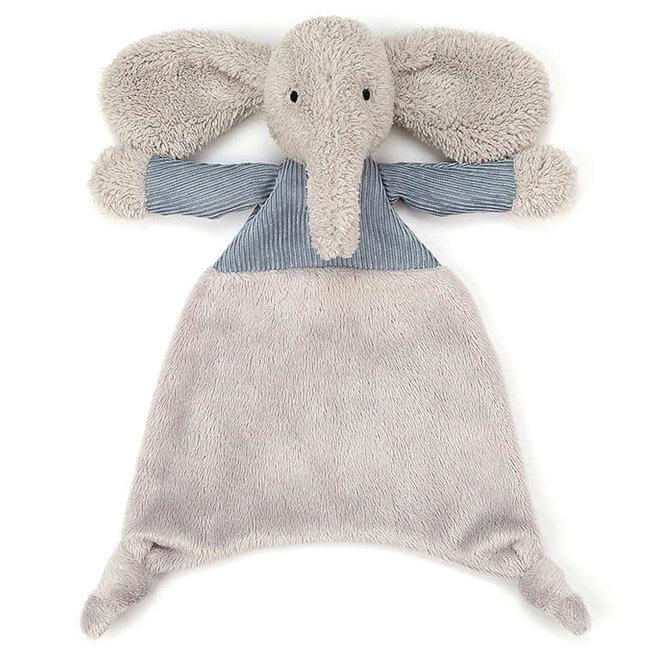 Jellycat Jumble Elephant Soother