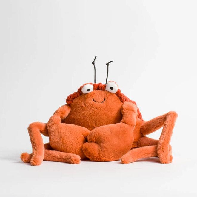 Jellycat Crispin Crab Small