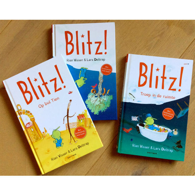 Blitz! (deel 1) - AVI E3-M4