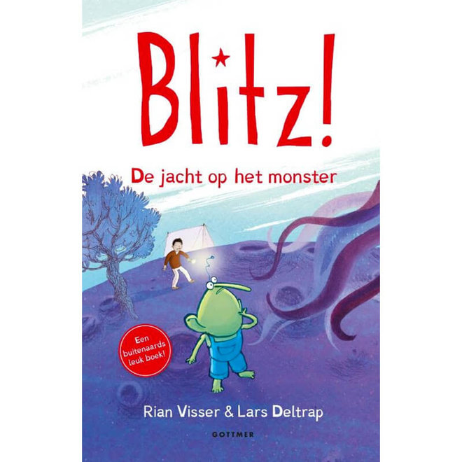 Blitz! (4) De jacht op het monster (avi E4)