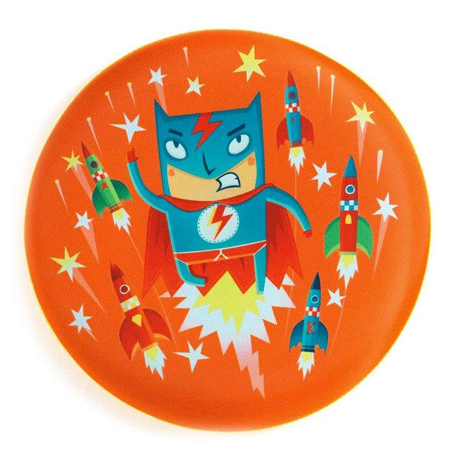 Frisbee superheld