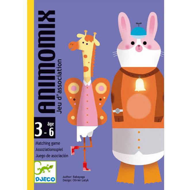 Kaartspel Animomix