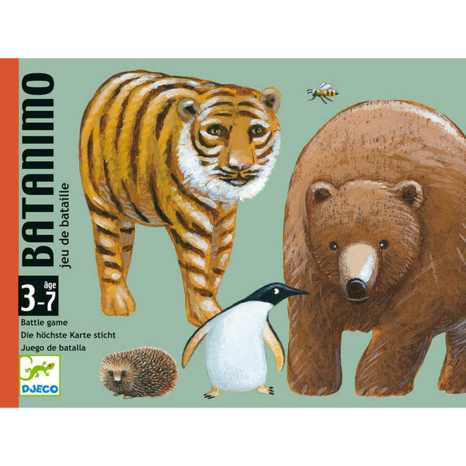 Kaartspel Batanimo (3-7 jaar)