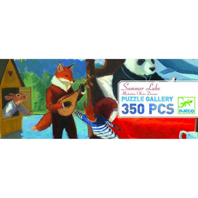 Djeco Puzzel 350 stukjes - Zomermeer