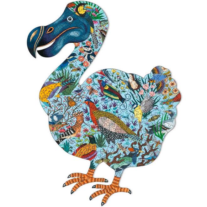 Puzzel 350 stukjes - Dodo