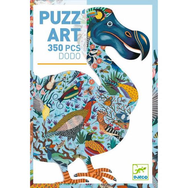 Puzzel Art - Dodo (350st)